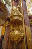 Melk Abbey chapel pulpit