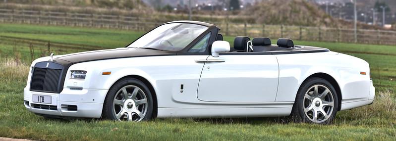 2013 Rolls Royce Phantom DHC Series II