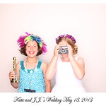 Katie and J.J.'s Wedding May 18, 2013