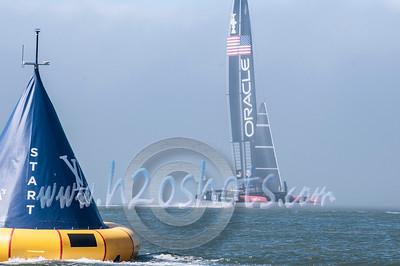 2013 Americas Cup Races 14-15