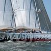 Superyacht Adele sails San Francisco Bay