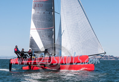 2013 Rolex Big Boat Series Day 2