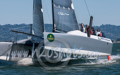 2013 Rolex Big Boat Series Day 1