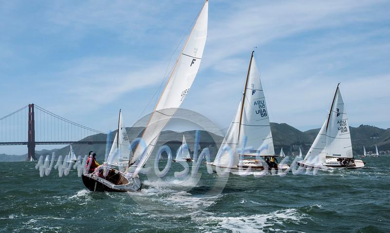 Wooden Boat Race Association Race 1 2013