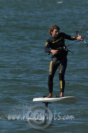 Selects 2013 Kite Foilboard Cal Champs