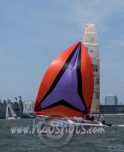 South Bay Inter Club Race 2013