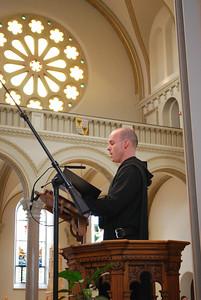 2013 Saint Benedict's Day Mass