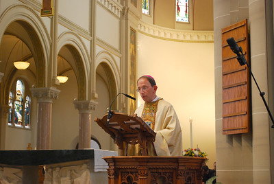 2013 Saint Benedict's Day Mass