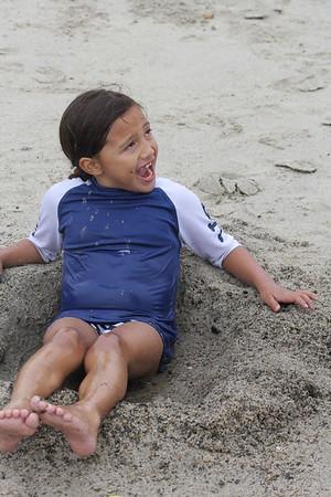 2013 San Clemente Beach Trip