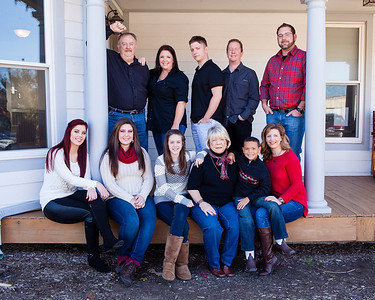 2013 Schick Family Photos