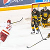 2012 - 2013 Colorado College @ University of Denver.  WCHA Playoff Game #1.