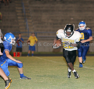JV Mt. Pleasant Game