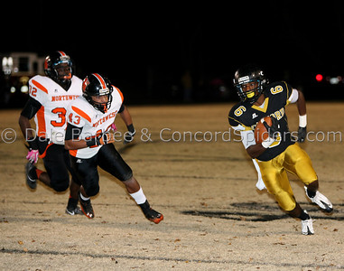 Northwest Cabarrus Playoff Game