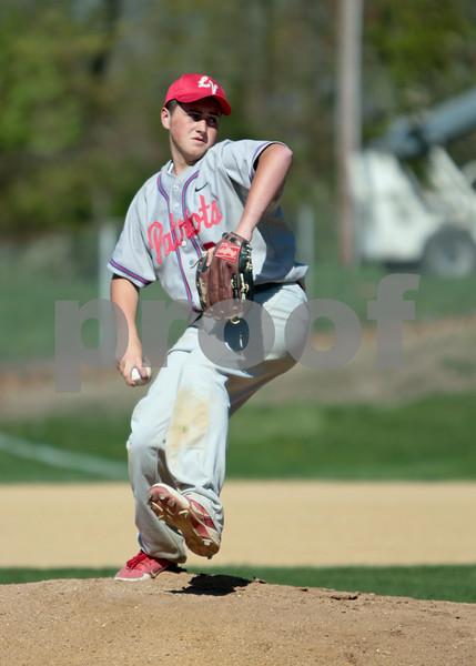 Lenape Valley vs Jefferson Township Baseball