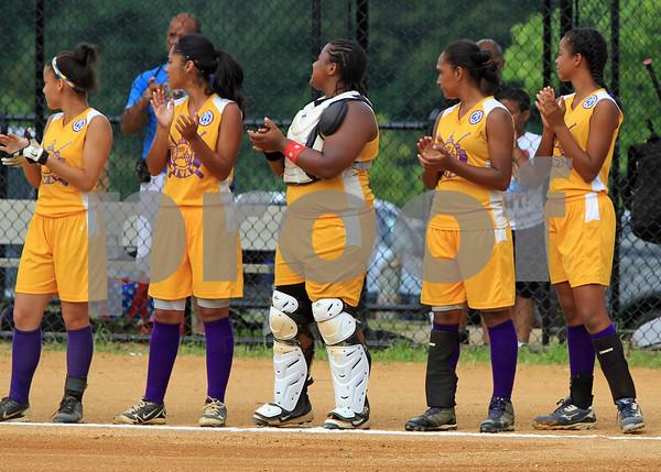 Kingsbridge City Divas vs Willingsboro Jemz Girls Softball