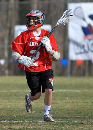 Lenape Valley vs Lakeland Boys Varsity Lacrosse