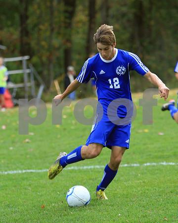 Lenape Valley vs Warren Hills Boys Varsity Soccer