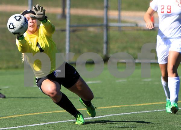 Mount Olive vs Jefferson Varsity Soccer