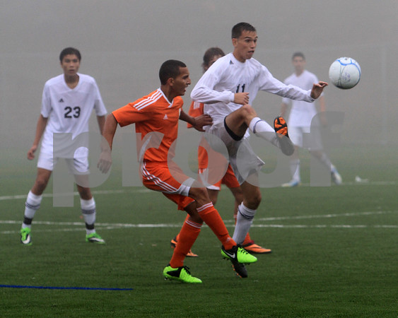 Randolph vs Dover Boys Varsity Soccer