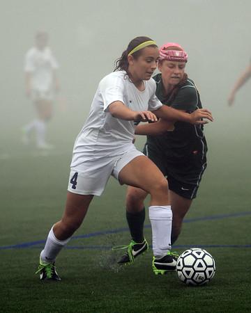 Randolph vs Morris Knolls Girls Varsity Soccer