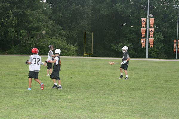 Lacrosse Camp 3 on 3 Teams
