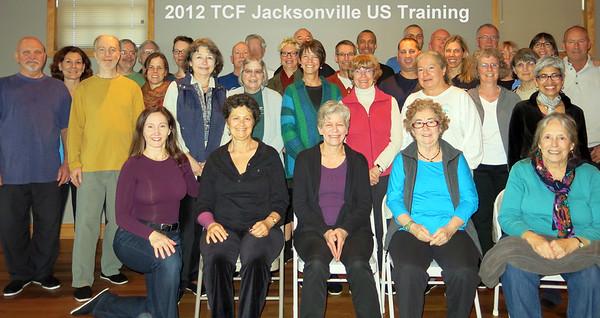 2013 US JAX Winter training