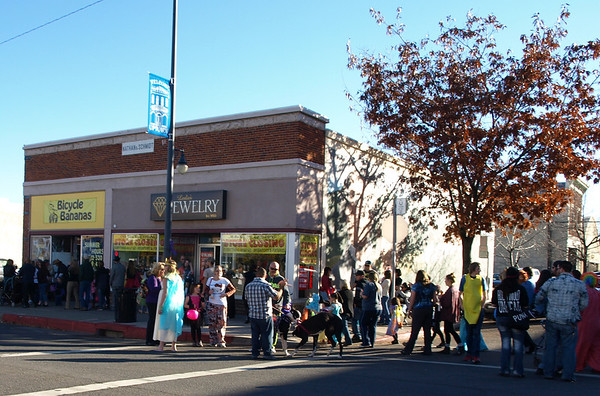 2013 Uptown Susanville Safe and Sane Halloween