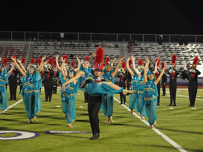 2013 Vista Ridge Ranger Band