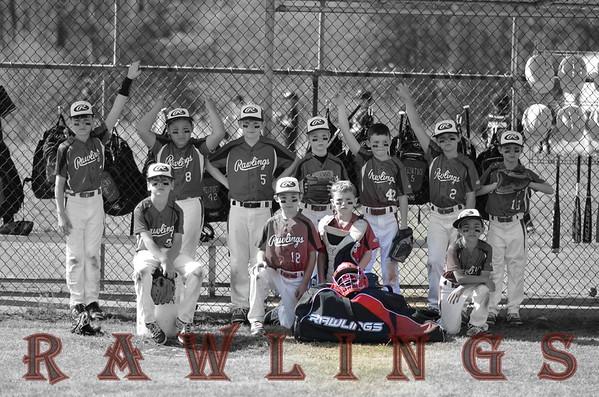 Rawlings Team Pics
