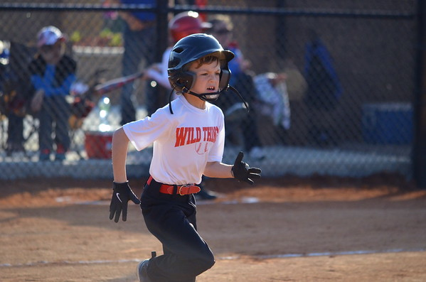 Whitfield Wild Things vs WS Rockets 4-10-14