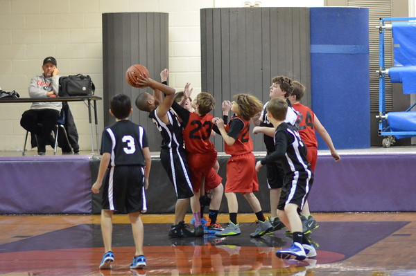 11-12 Cohutta Bulldogs vs PG Eagles