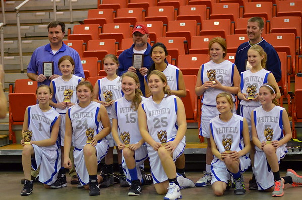 11-12 Whitfield All-Star Championship
