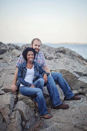 Talitha + Josh: Engagements!
