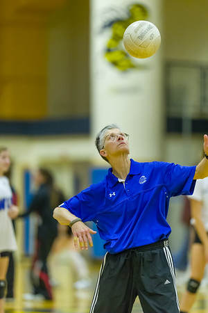 Darien High Girls Volleyball