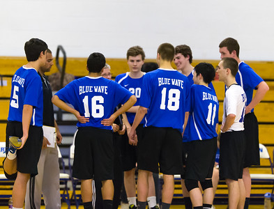 2013 DHS Boys Volleyball vs. Greenwich