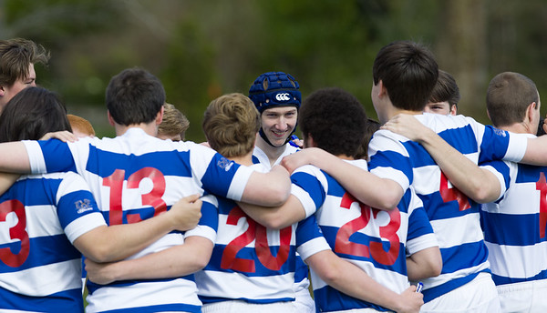 2014 DHS Rugby vs. Ridgefield