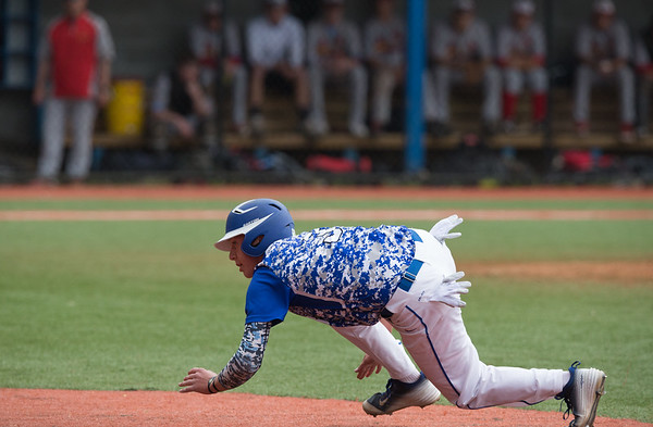 2015 DHS Baseball States vs. Greenwich