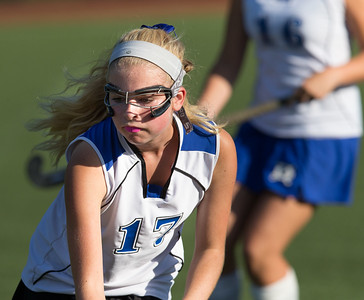 2015 DHS FH Frosh vs. Greenwich