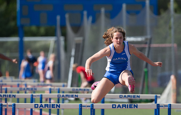 2015 DHS Girls Track vs. Ridgefield