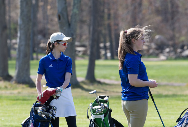 2016 DHS Girls Golf vs. Greenwich
