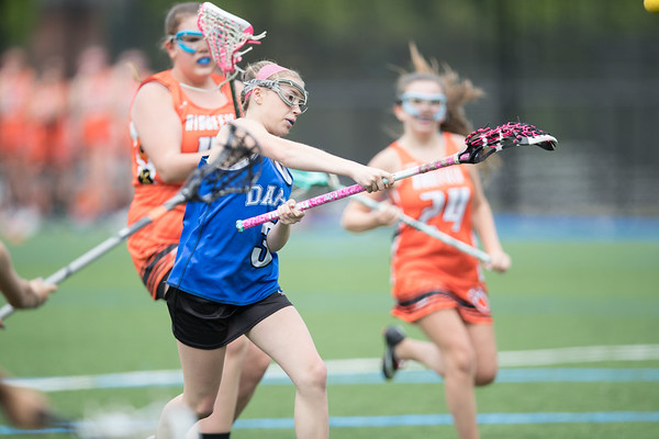 2016 DYLAX Girls 8B vs. Ridgefield