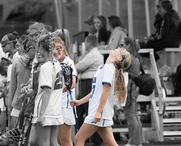 2016 DHS Girls Lacrosse vs. New Canaan