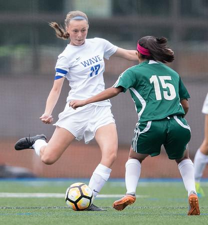 2016 DHS Girls Soccer vs. Norwalk