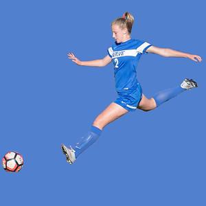 2016 DHS Girls Soccer vs. Ridgefield