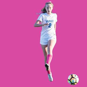 2016 DHS Girls Soccer vs. Wilton
