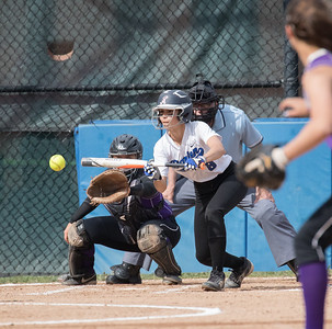 2016 DHS Softball vs. Westhill