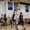 Darien Athletic Foundation, DHS,Boys Basketball,2017, Staples