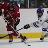 Darien Athletic Foundation, DHS,Boys Hockey,2017, New Canaan