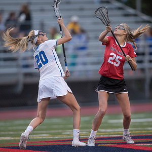 2017 DHS Girls Lacrosse States vs. New Canaan