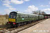 130406-020     Heritage class 101 DMU, consisting of  50160 & 50164, seen at Butterley